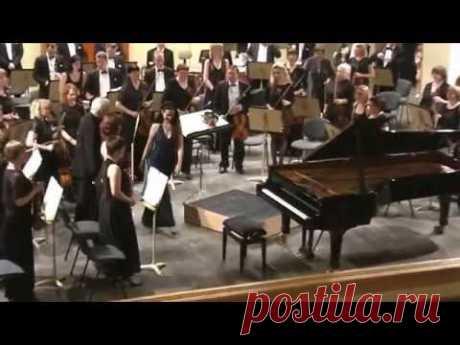 Tchaikovsky: Piano Concerto Nо.1 - Elena Nesterenko, Murad Annamamedov - YouTube