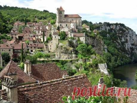 Cамые красивые деревни Франции