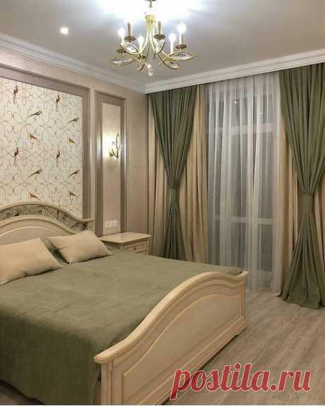 Уютная спальня!