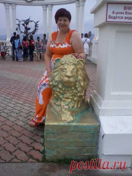 Альбина Барахтаева
