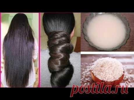 Рисовая вода. Волшебное бюджетное  средство для восстановления волос
