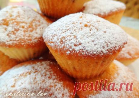 Самые вкусные кексы на кефире, которые я пробовала   Cookpad рецепты   Яндекс Дзен