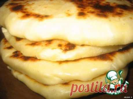 Имеретинские хачапури - кулинарный рецепт