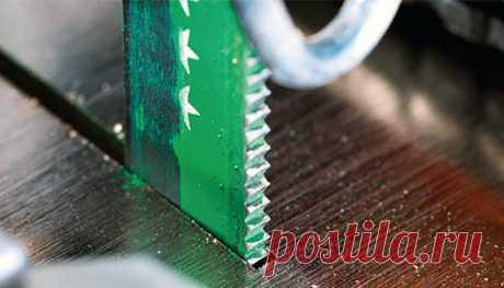 Какие пилки для электролобзика существуют, их характеристики и описания