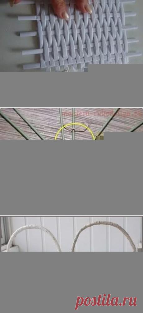 плетение УГЛА из газетных трубочек для начинающих пошагово: 32 тис. зображень знайдено в Яндекс.Зображеннях