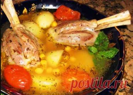 Шурпа – это очень вкусный и полезный суп
