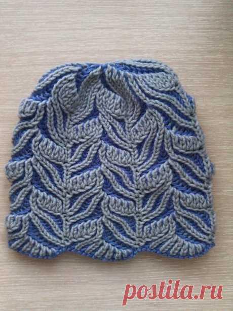 Техника бриошь: описание и советы, схемы и мастер-класс вязания спицами шапки в стиле brioche stitches