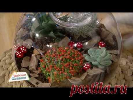 Teraryum Çiçek Tasarımı - Yasin Umaç