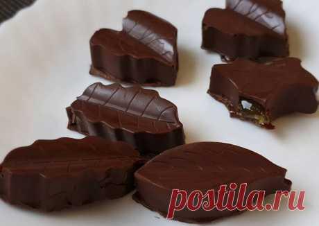 Домашние шоколадные конфеты с апельсиновой начинкой - пошаговый рецепт с фото. Автор рецепта Ирина 👱♀️ . - Cookpad