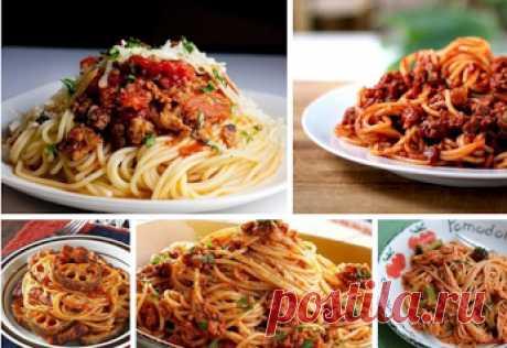 9 рецептов подливы к макаронам 1.Сливочная подлива к макаронам с помидорами ...