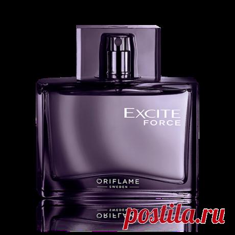 Туалетная вода Excite Force (31639) Ароматы для мужчин – Ароматы | Oriflame cosmetics
