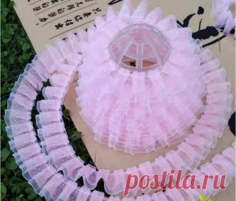 1 м новейшая кружевная ткань 2,5 см, швейные гипюровые принадлежности, оранжевая лента, тюль, синий, фиолетовый, кружевная отделка, розовые, зеленые кружева, сделай сам, P021|Кружево| | АлиЭкспресс