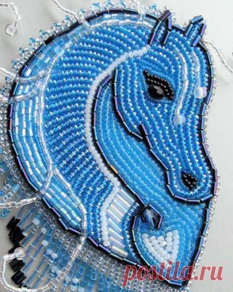 (6) Gallery.ru / Фото #21 - Бисерные лошадки - tigerfairy