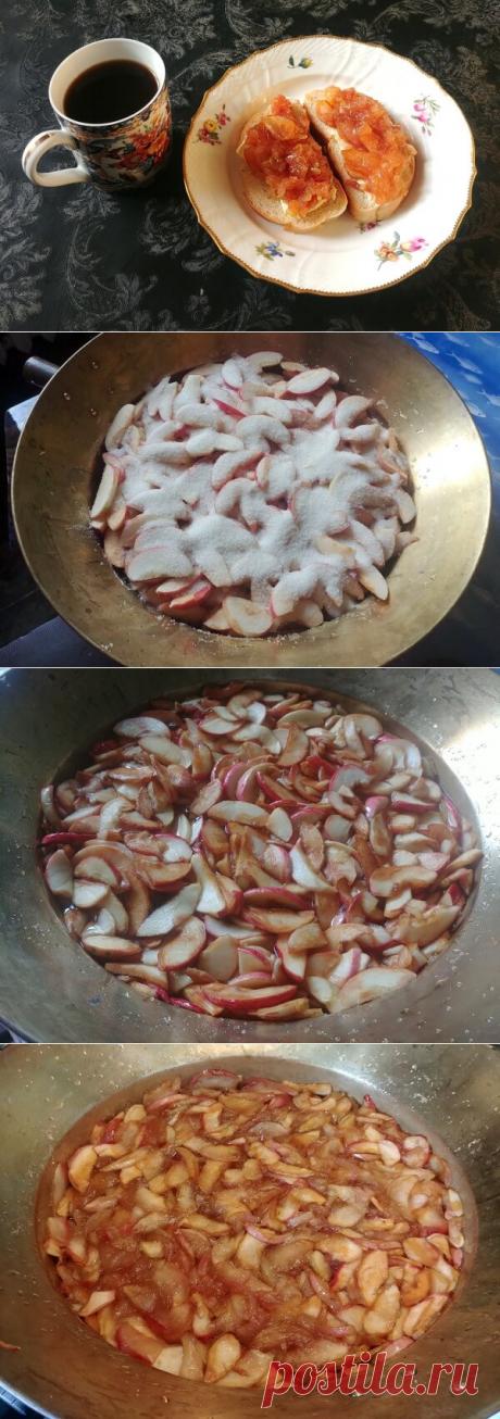 Как сварить варенье из яблок   Тысяча и одна идея