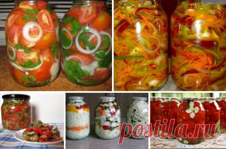 THE MOST DIFFERENT MARINATED DELICACIES