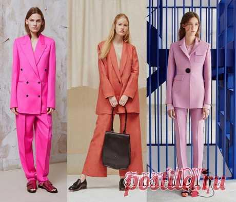 Модные тенденции весна - лето 2016, полный фото - обзор мужественный розовый