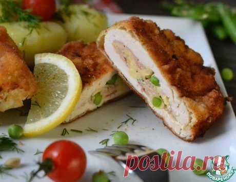 Куриные отбивные для гурманов – кулинарный рецепт