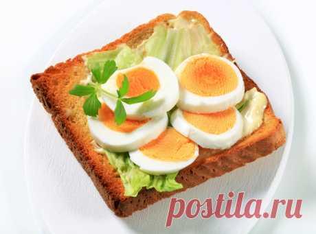 С Яйцом , как солнышко !