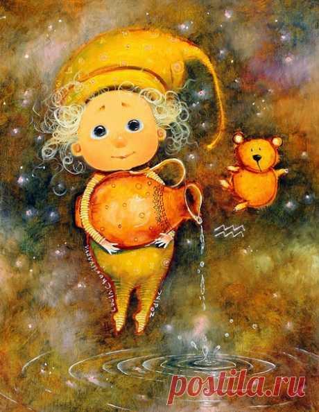 Иллюстрации от Чувиляевой Люси
