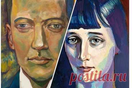 Между чувствами и принципами- невеселая совместная жизнь Гумилева и Ахматовой | НЕскушные истории | Яндекс Дзен