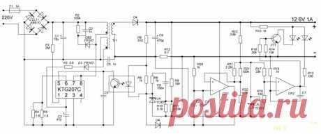 Зарядное устройство для сборки аккумуляторов своими руками 12.6 Вольт 1 Ампер