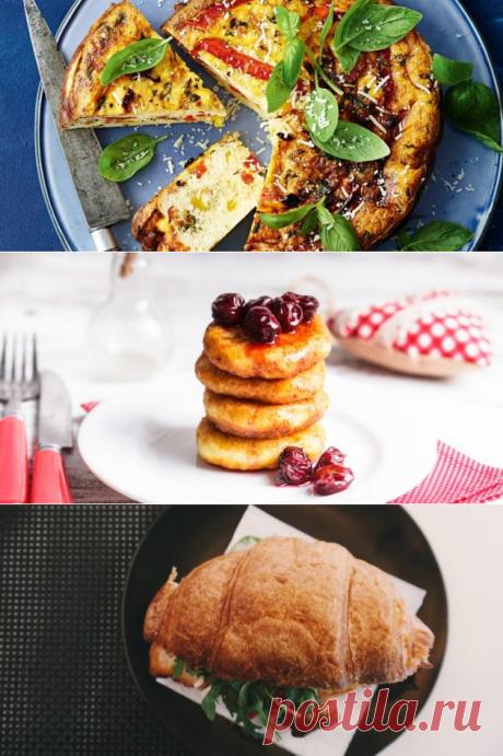 Что приготовить на завтрак, если каша и яичница надоели - Все обо Всем