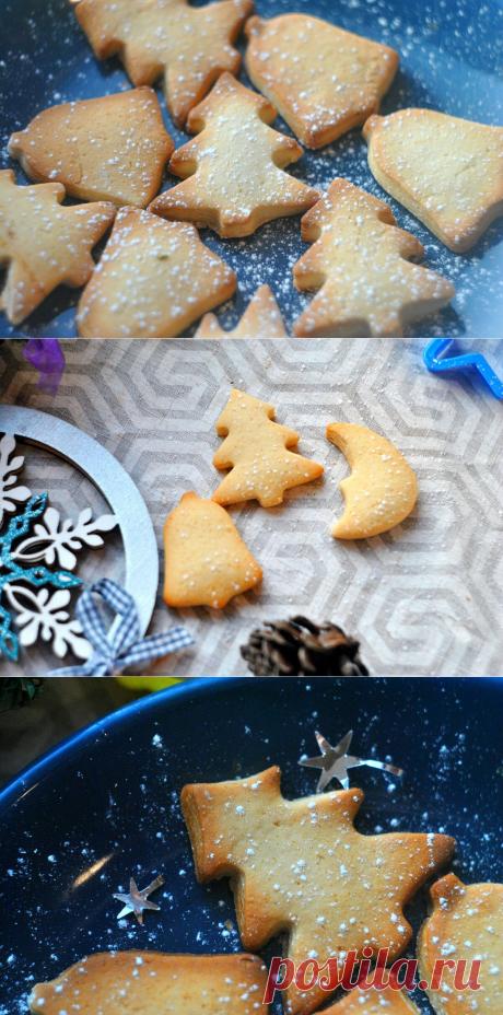 Готовим с детьми -зимнее медовое печенье за 30 минут. | Домик на берегу поля | Яндекс Дзен