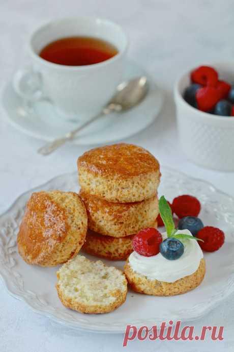 """Сконы - чудесные булочки к чаю :) - """"Еда - это любовь"""" (с) — LiveJournal"""