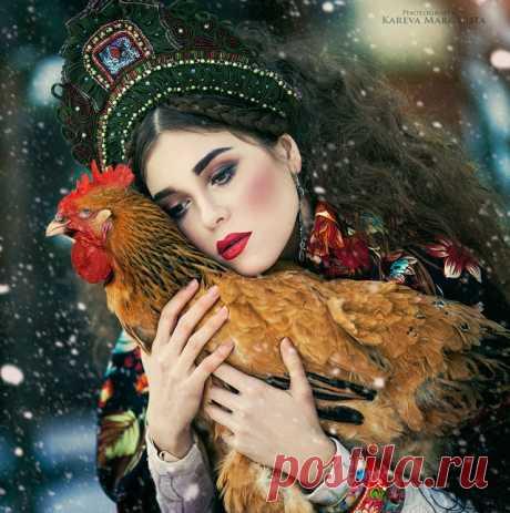 Ожившие сказки в фотографиях Маргариты Каревой — Сияние Жизни