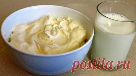 Очень нежный молочный крем для пирожных и тортов. Такого вы еще не ели! - appetitno.net