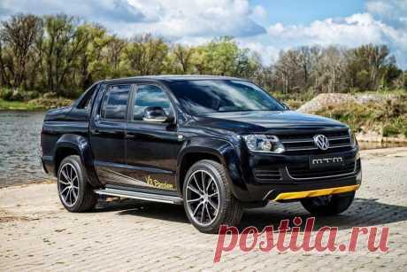 (81) Елена Петрова - Volkswagen Amarok