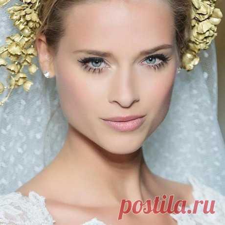 Современный свадебный макияж: как правильно выбрать и нанести