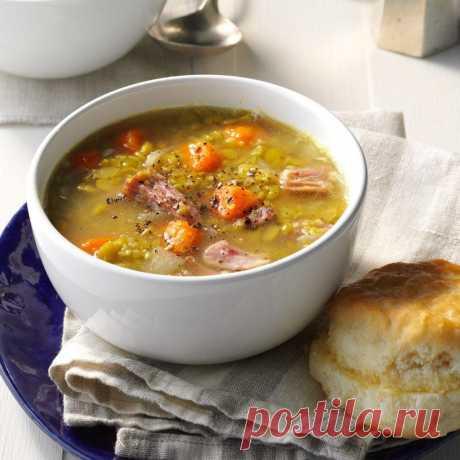 Сытное блюдо для всей семьи - лучшие рецепты горохового супа