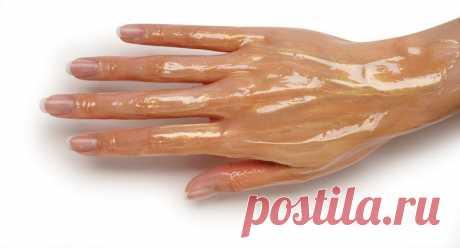 ¡Mis manos eran muy arrugado, mientras no conozca sobre estos medios! Ahora de mi piel se admiran hasta jovencito.