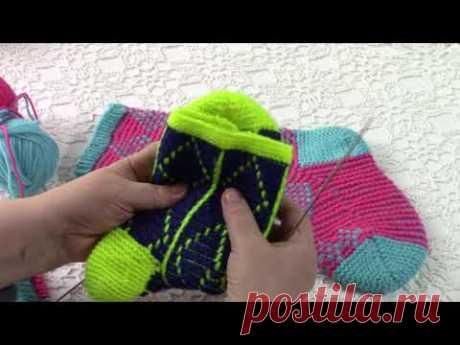 Носки, которые все хотят связать размер 37- 38