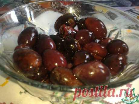 Соление маслин и оливок-простой способ Кулинарный рецепт