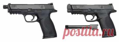 Новинки пистолетов линейки M&P от Smith&Wesson