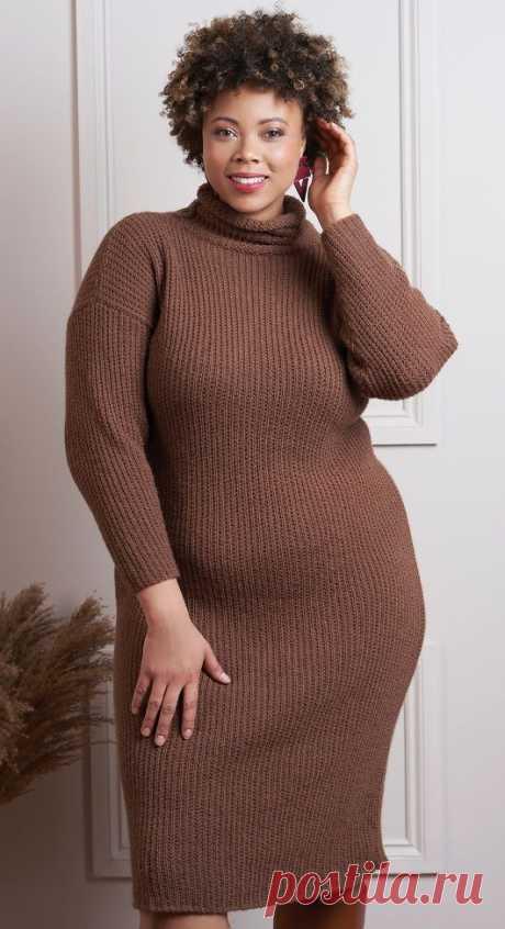 Вязаное платье Eleanor