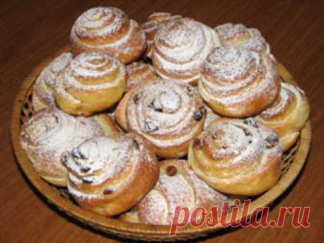 Французские булочки рецепт с фотографиями