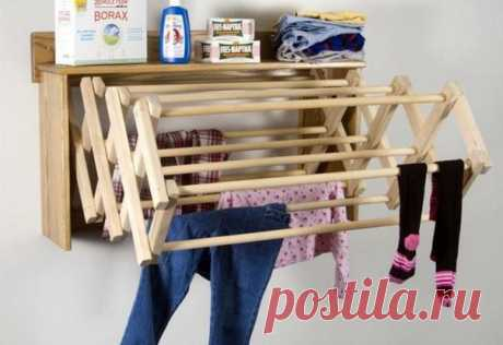 Where to store ironing tables and drying: 6 councils, 30 examples