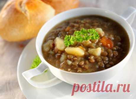 Арабский суп: рецепт с чечевицей и мясом :: Способы и советы :: JV.RU