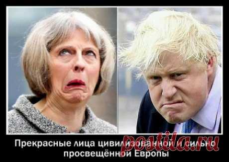 США обвинили Великобританию в спектакле с химатакой