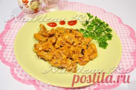 Скоблянка, рецепт с фото