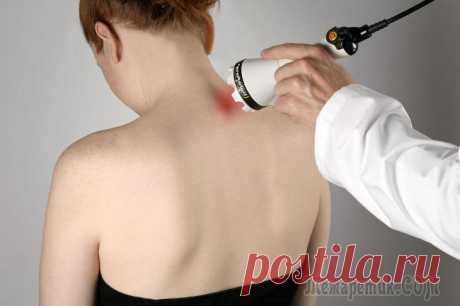 Остеохондроз шейного отдела позвоночника – симптомы и лечение...