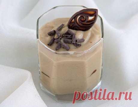 Кофейный крем с шоколадным сюрпризом — Sloosh – кулинарные рецепты