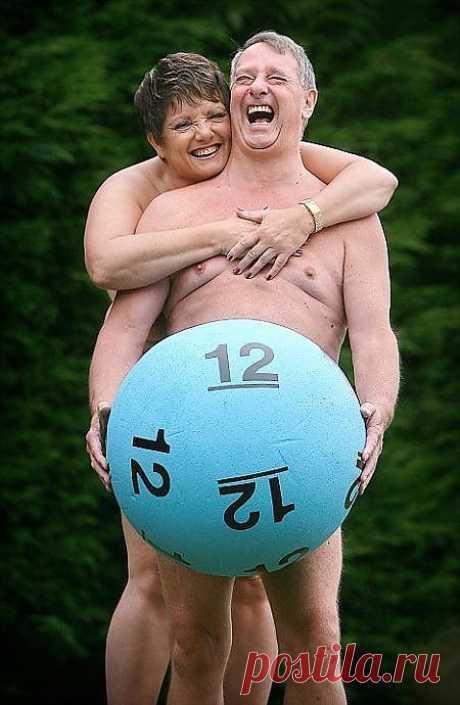 Веселые фотографии пожилых людей