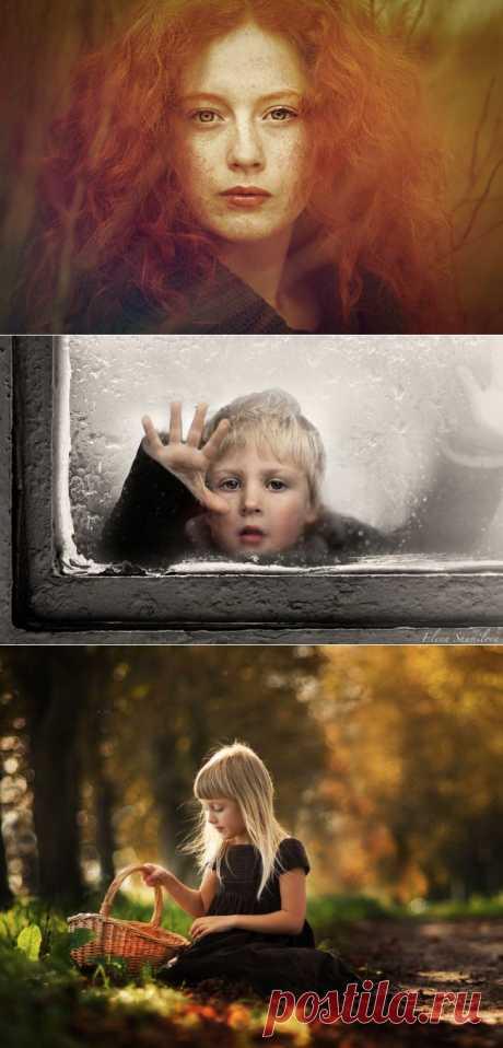 Такая разная осень