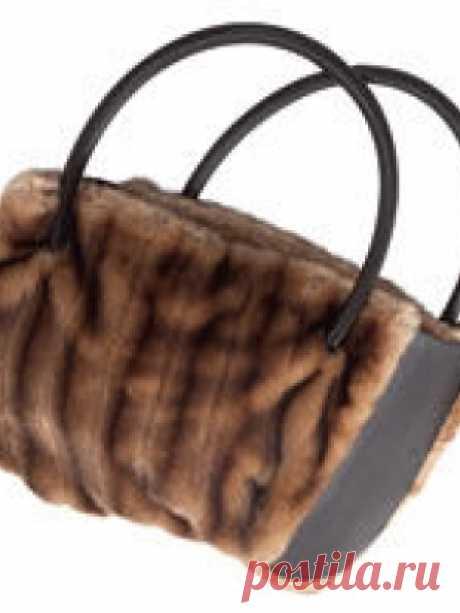 Сумка - выкройка № 157 из журнала 10/2012 Burda – выкройки сумок на Burdastyle.ru