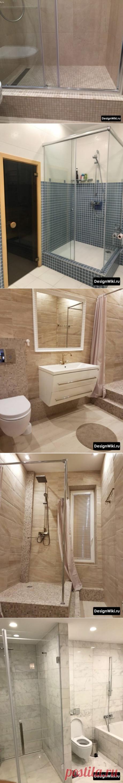 Дизайн ванной комнаты с Душевой кабиной: 14 нюансов и 103 реальные фото