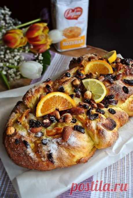 Богат козунак / Loaded easter bread
